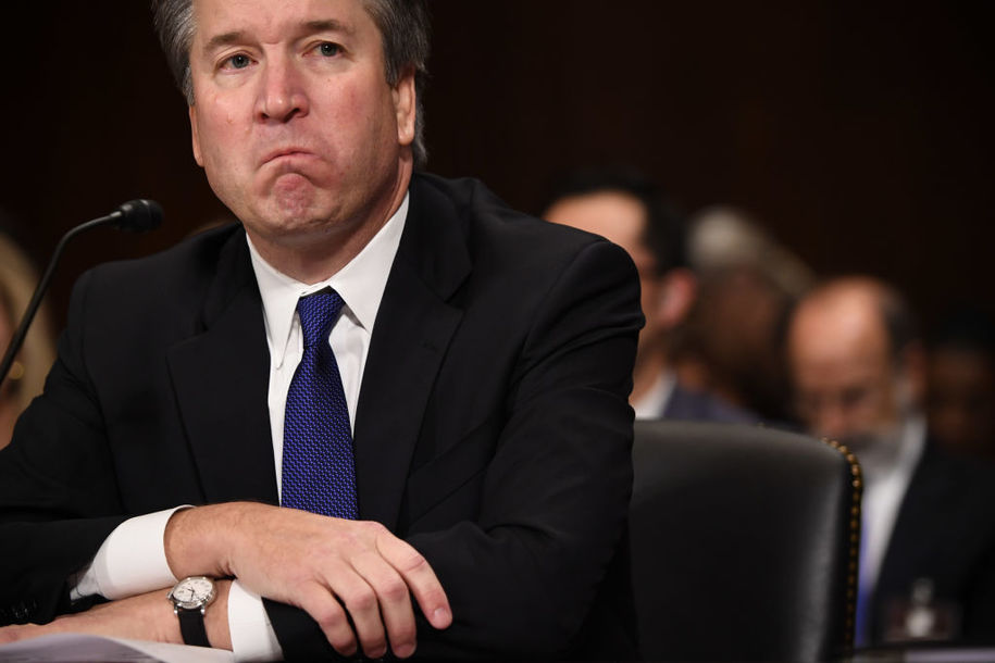 ACLU breaks precedent, issues opposition to appointment of Brett Kavanaugh