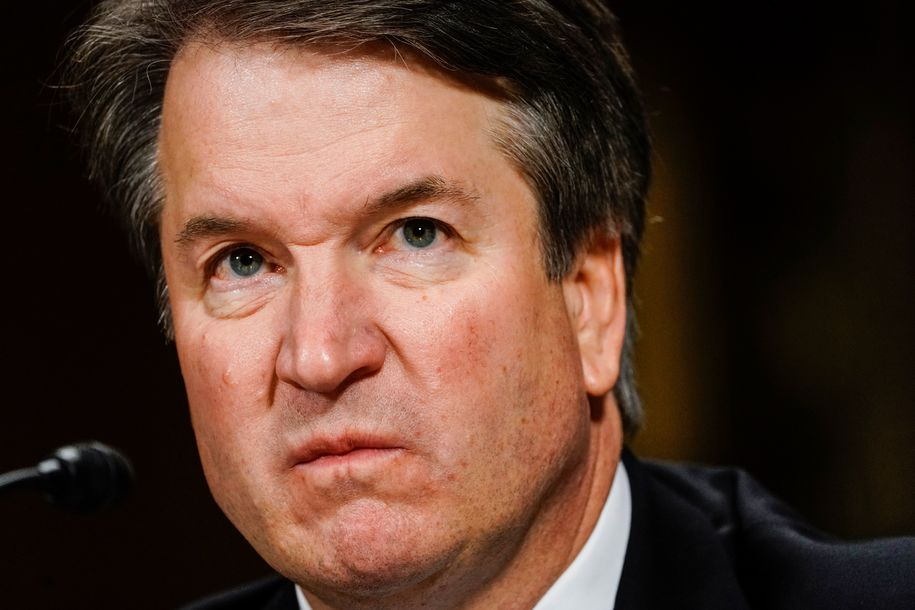 Kavanaugh's buddies wrote insanely misogynist newsletter column about Dr. Ford's high school