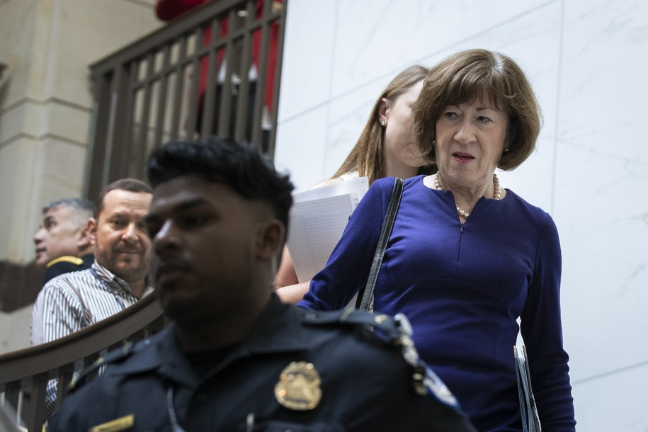 Want to make Republican senators—including Susan Collins—pay for Brett Kavanaugh RIGHT NOW?