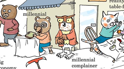 Cartoon by Ruben Bolling