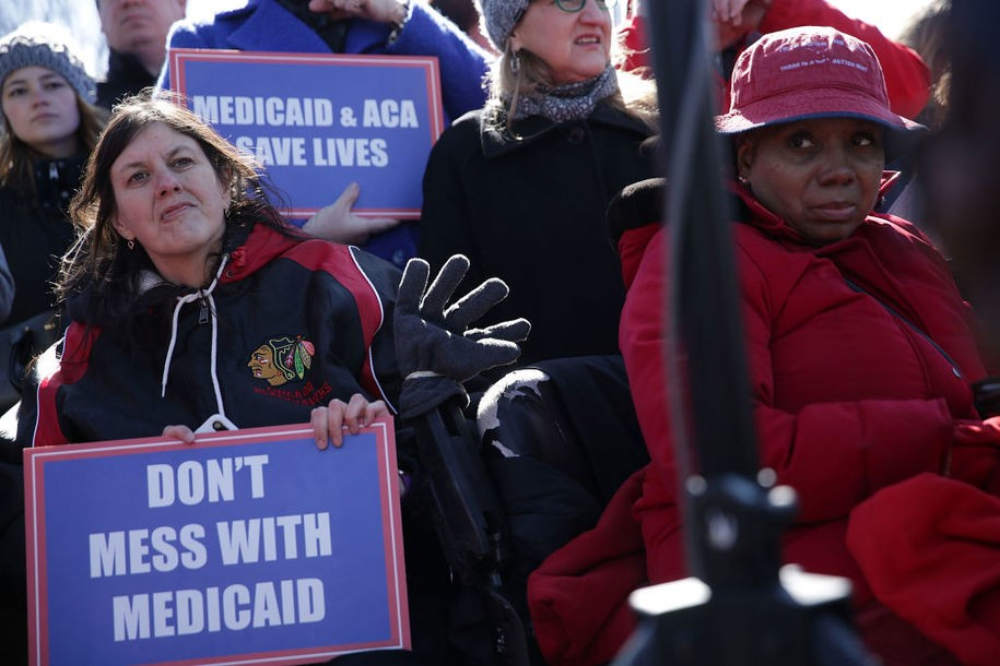 Medicaid expansion is saving lives, so of course Republicans want the courts to toss it out