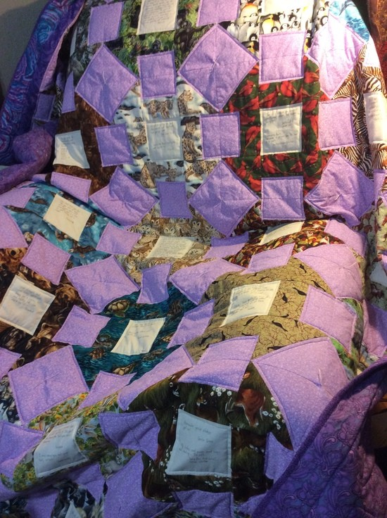 Elenacarlena's community quilt