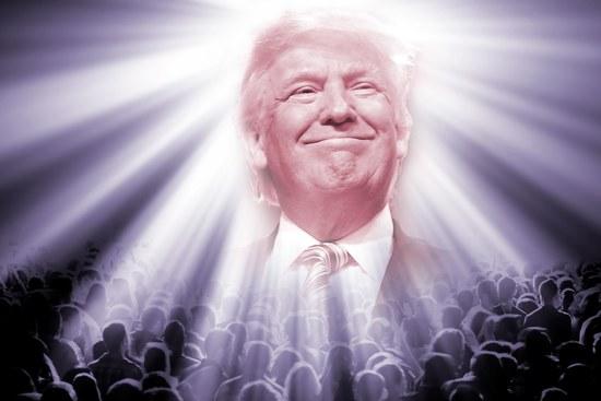 Sent To God Be Evangelicals King Trump