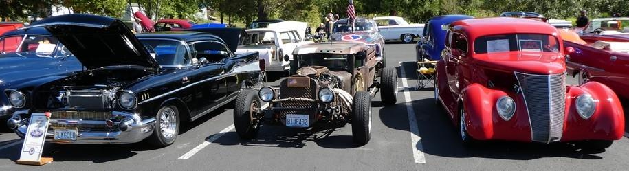 Car Show: 1961-1964 Automobiles (Photo Diary)