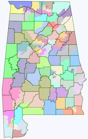 Alternative Districts: Alabama State House of Representatives on map of airports in alabama, map of rivers in alabama, map of city in alabama, map of municipalities in alabama, map of climate in alabama, map of cities and towns in alabama, map of hospitals in alabama,