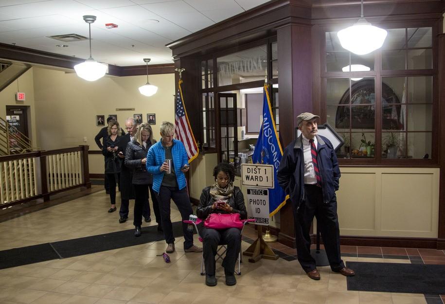 New York Times headline glorifies Wisconsin power grab by Republicans