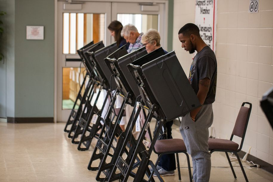 Voter turnout soared among young people and people of color in 2018