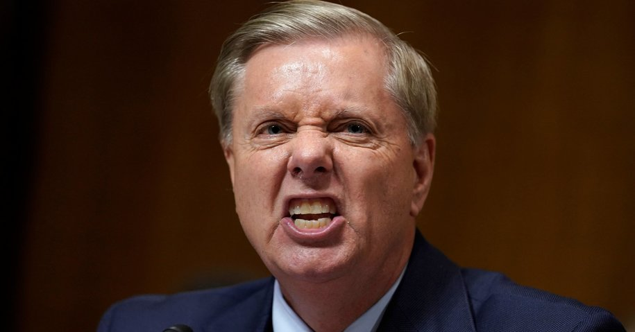 Lindsey Graham says Kentucky students are better off with a border wall than a new school