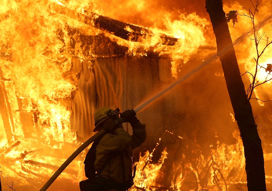 Lying Trump told yet another one, this time about an extra $500 million for CA fire prevention