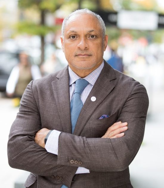Former congressman and Mississippi senate race candidate Mike Espy