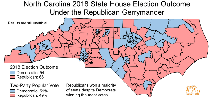 Democrats sue over North Carolina GOP's legislative gerrymanders. They have a solid chance to win