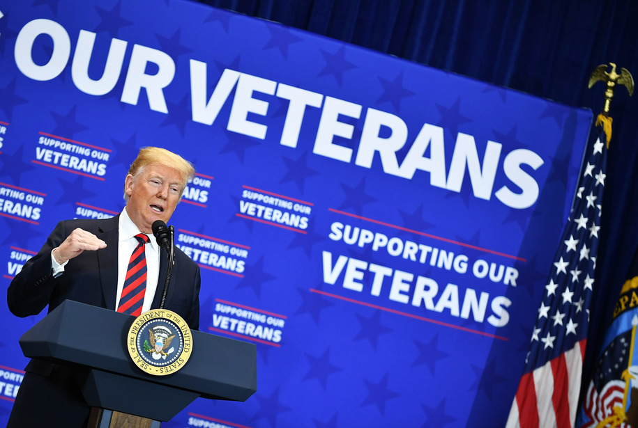 Veterans Affairs made no effort to protect non-citizen vets, families from new immigration rule