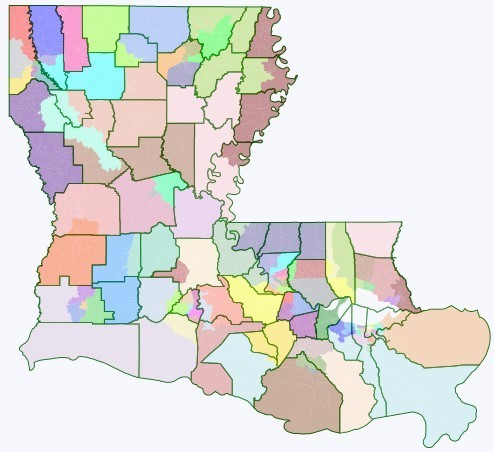 louisiana house of representatives map Alternative Districts Louisiana State House Of Representatives louisiana house of representatives map