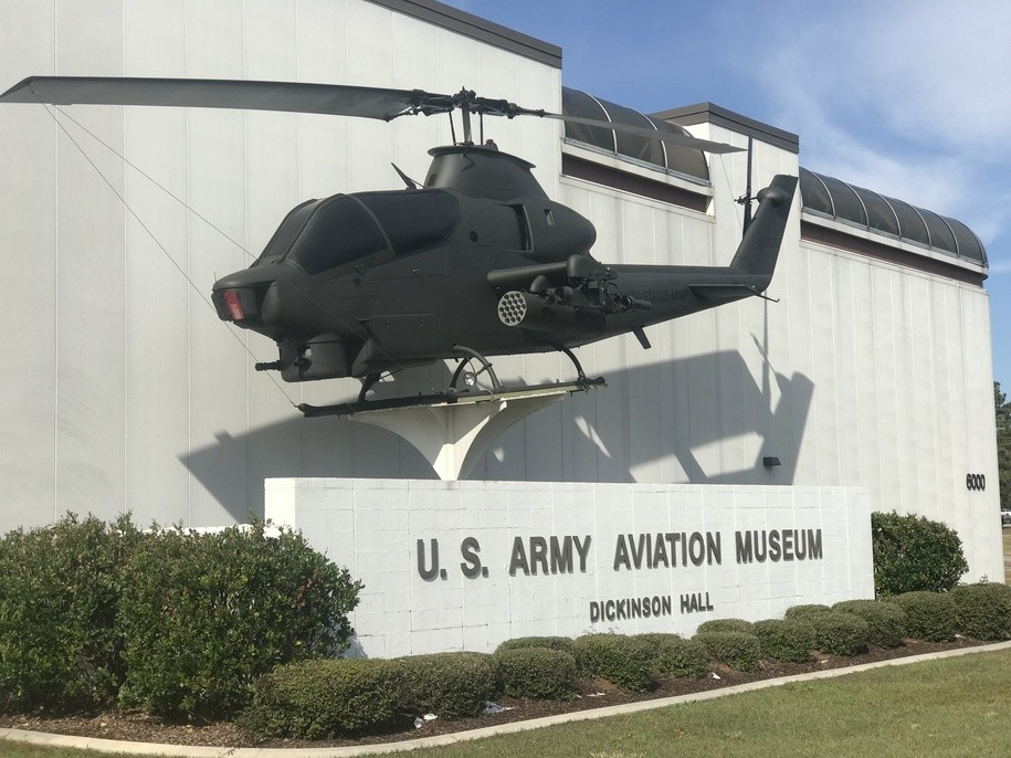 US Army Aviation Museum At Fort Rucker In 20 Photos - No