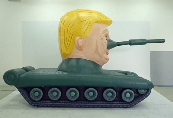 Trump tries to keep an Ohio tank factory open because the last US tank battle was 28 years ago