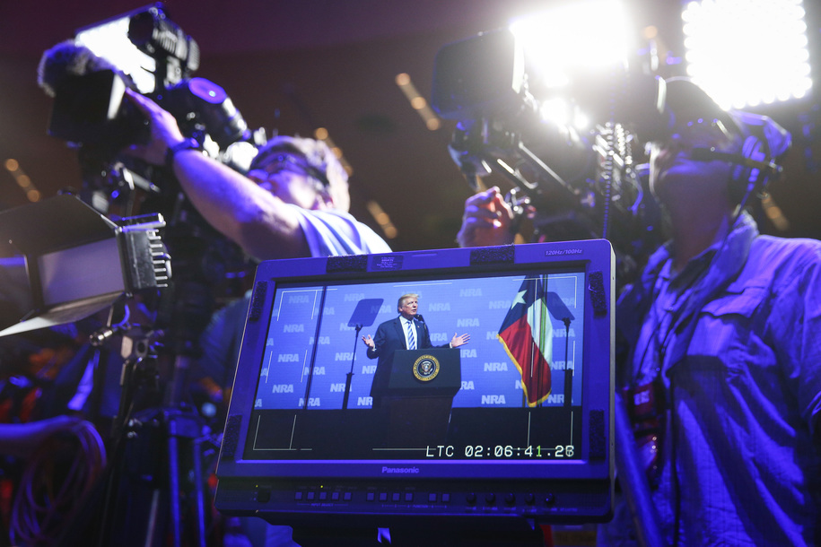 Why TV networks caving in to Trump is so much worse than you think