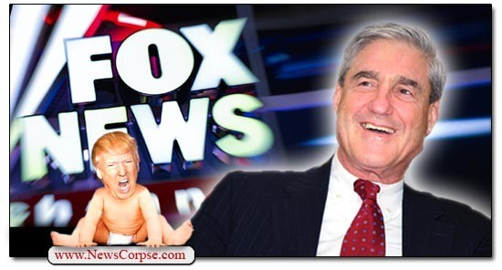 FOX News is Referenced in the Mueller Report 4 Times, and Each Makes Trump Look Even Worse