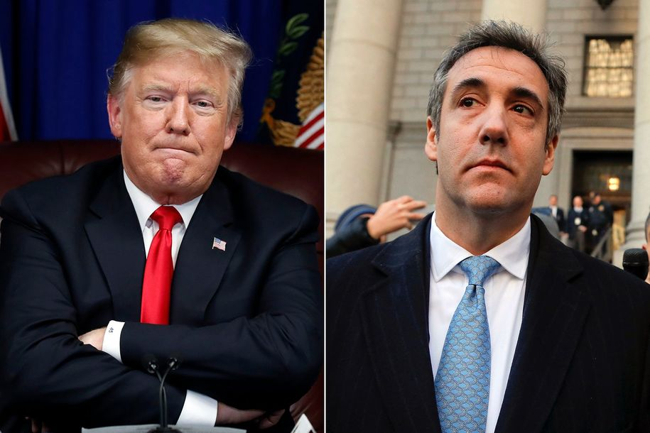 Michael Cohen Paid A Tech Firm Owned By Jerry Falwell To Manipulate Online Polls In Trump's Favor