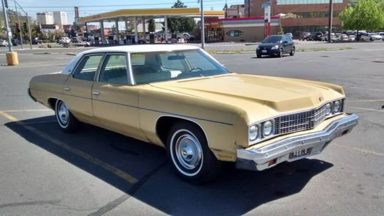 A Eulogy To The Chevy Impala