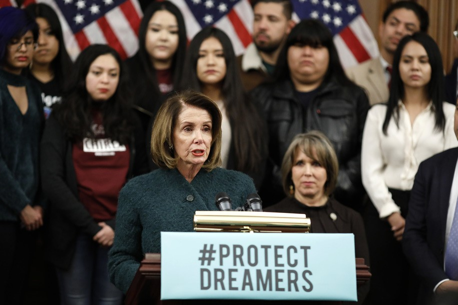 Pelosi says Democratic House will address 'critical immigration issues,' including passing DREAM Act