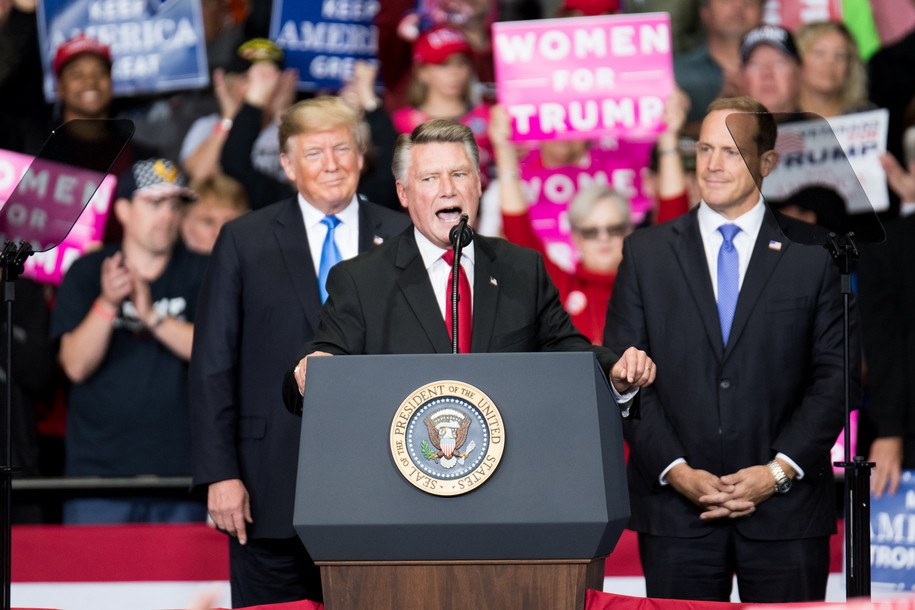 North Carolina Republicans call for new election in 9th District ... but not because of fraud
