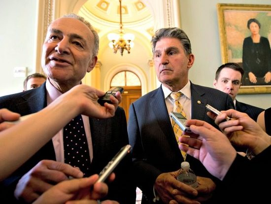 Senator Joe Manchin Caves to Chuck Schumer, Will Vote for Federal Takeover of Elections in Deal