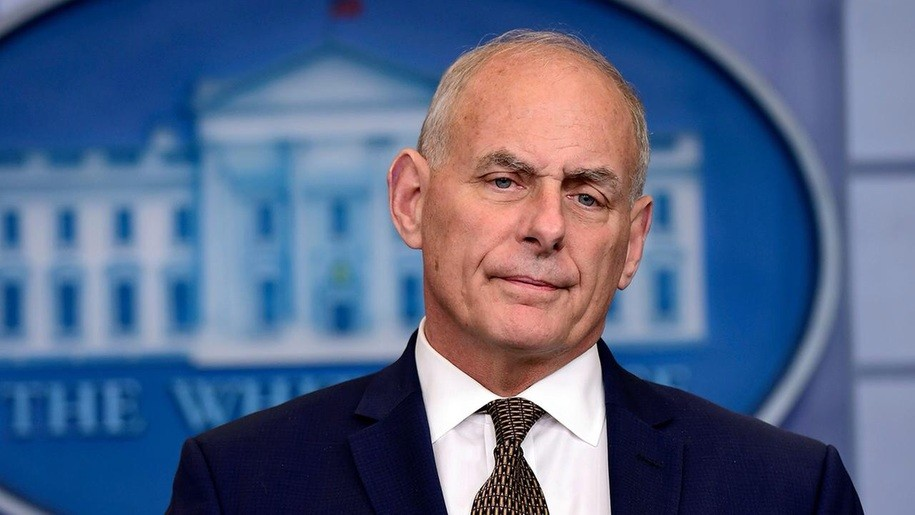 Mueller's team questioned White House Chief of Staff John Kelly in obstruction probe