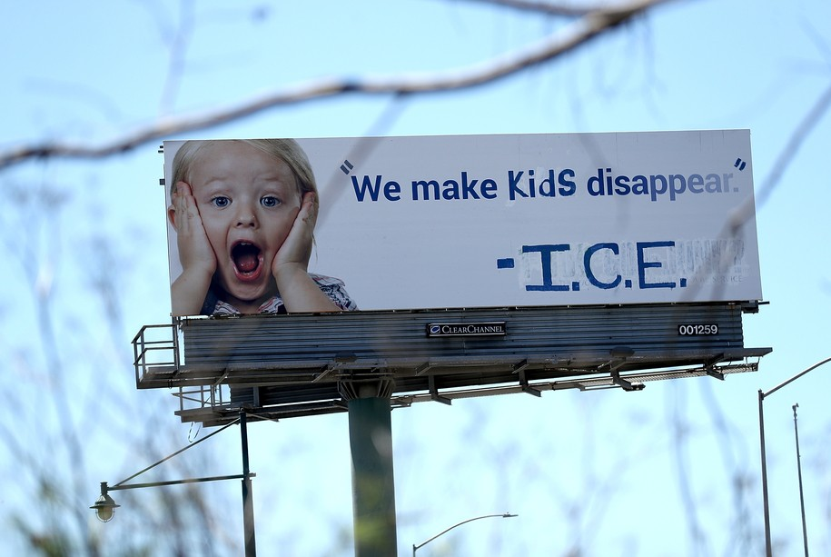 ICE has arrested 170 immigrants who've stepped forward to potentially sponsor detained migrant kids