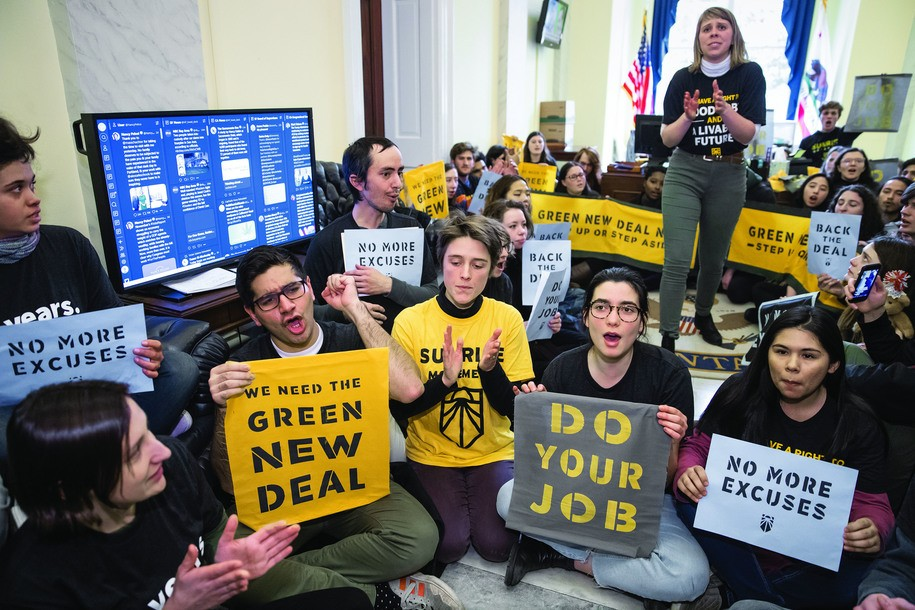 Why we need a Green New Deal