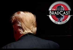 Trump's True Colors: Build a Wall or Confront the Opioid Epidemic 'BradCast' 12/28/2018