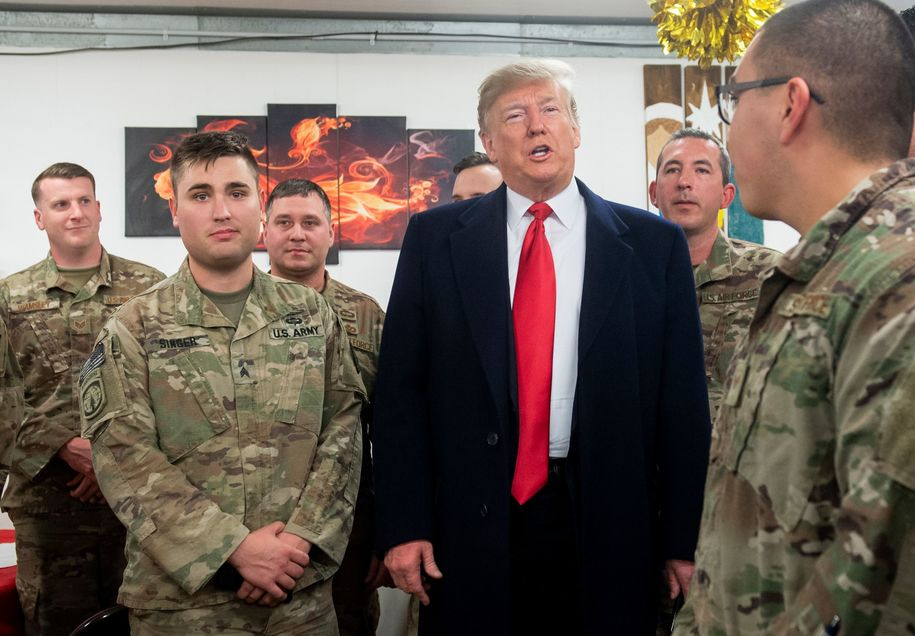 Where is Trump getting border wall money? From funds intended for military family housing upgrades