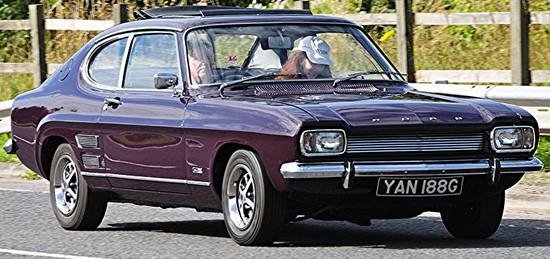 Ford Capri: Europe's Mustang