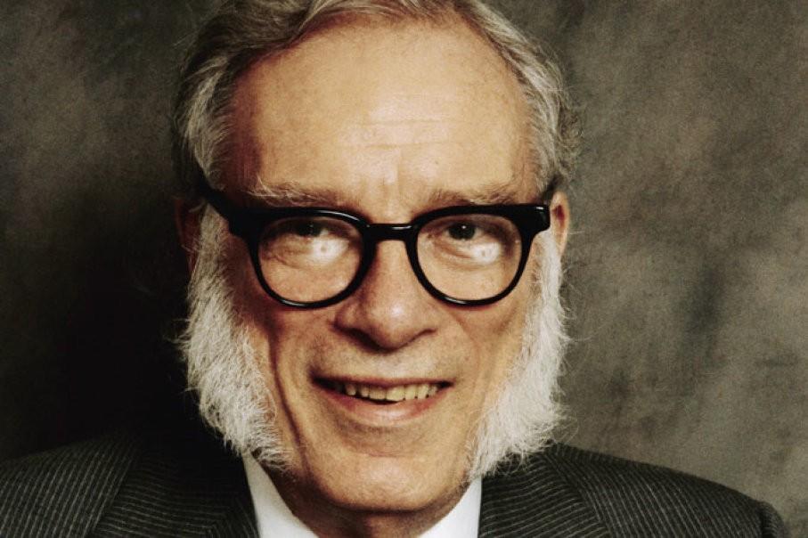 Happy Birthday Isaac Asimov