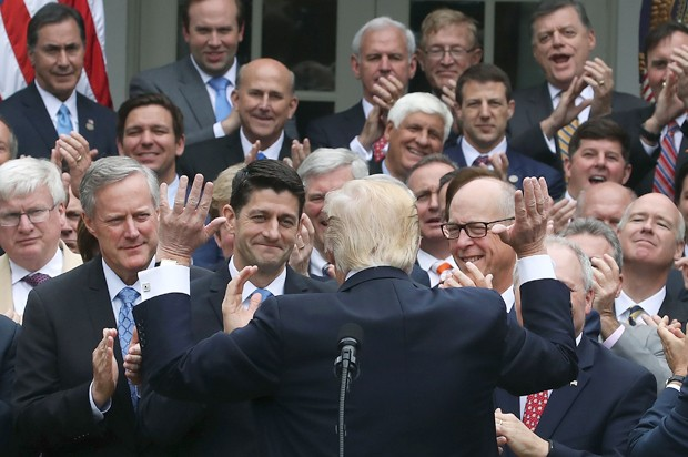 The Republicans Have Bought Into The Con.......Why ?