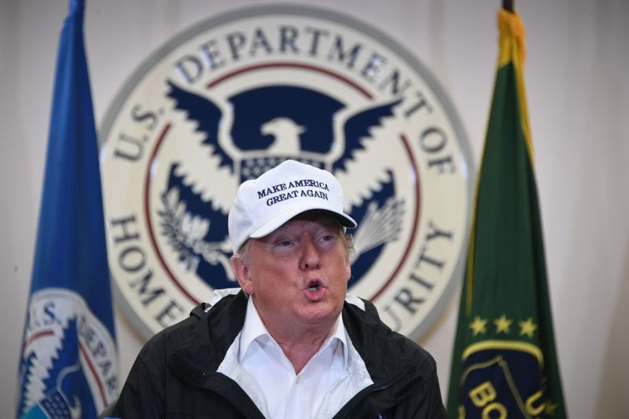 Air Force says Trump's border wall money grab will endanger national security
