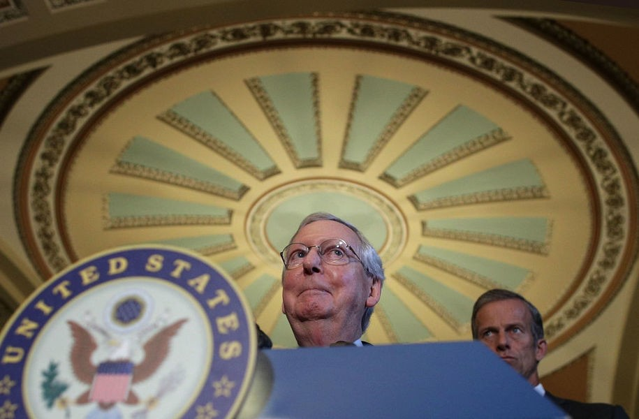McConnell plans to attack Dems' 2020 candidates over Green New Deal support. His alternative? Coal!!