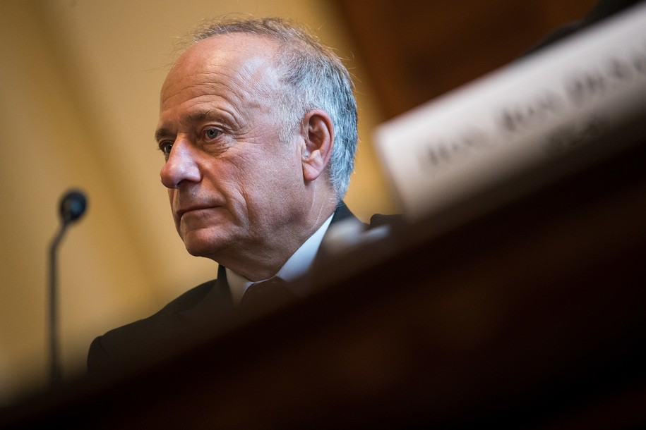 Racist Rep. Steve King compares losing House assignments to what Jesus Christ went through