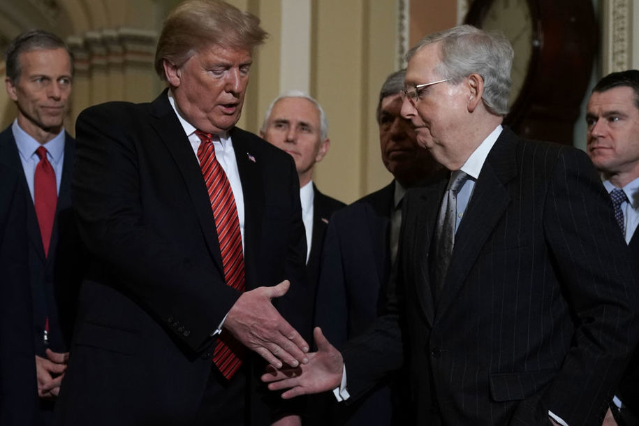 McConnell declares himself the 'Grim Reaper' standing between us and any hope of progress