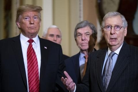 Mitch McConnell let's people in KY starve; now forces 800000+ American families face hunger