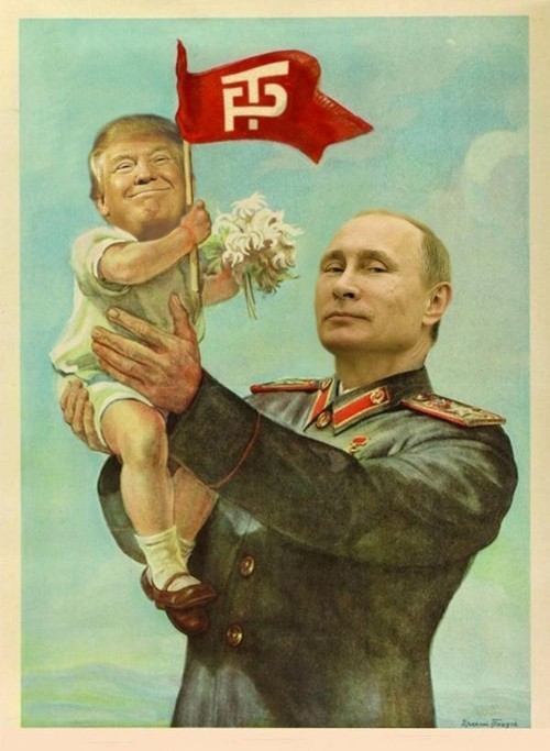 will Individual 1's reign passing be as funny as the Death of Stalin