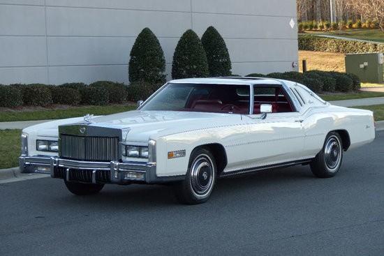El Dorado Car >> Cadillac Eldorado The Golden Car
