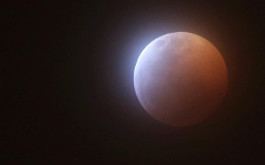 Eclipse Time Lapse