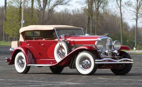 Straight 8 Engines: Interwar Luxury