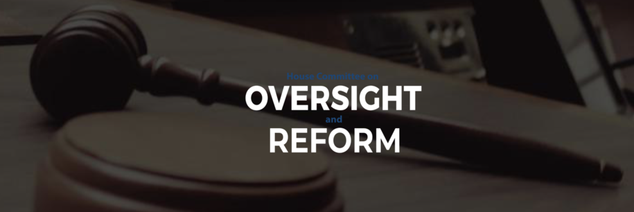 House Oversight Committee News: members and Wilbur Ross to testify 14 March