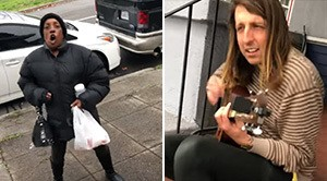 Oakland Woman Asks Musician Neighbor For Jumper Cables. I Present To You 'The Jumper Cable Jam.'