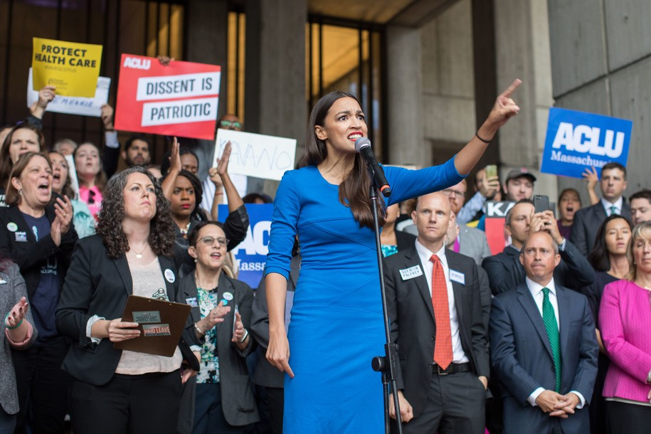 RW Evangelicals: Alexandria Ocasio-Cortez is a Witch or Controlled by Demons
