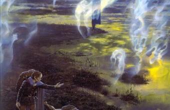 Tolkien's LOTR Like You Never Heard It: Part XXXI. In Flanders Fields