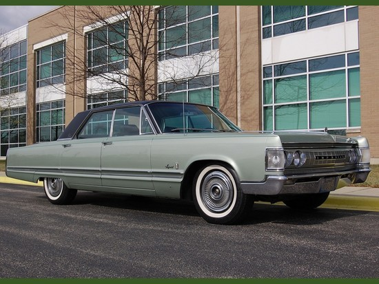 Chrysler Imperial: Emperor of the Roads