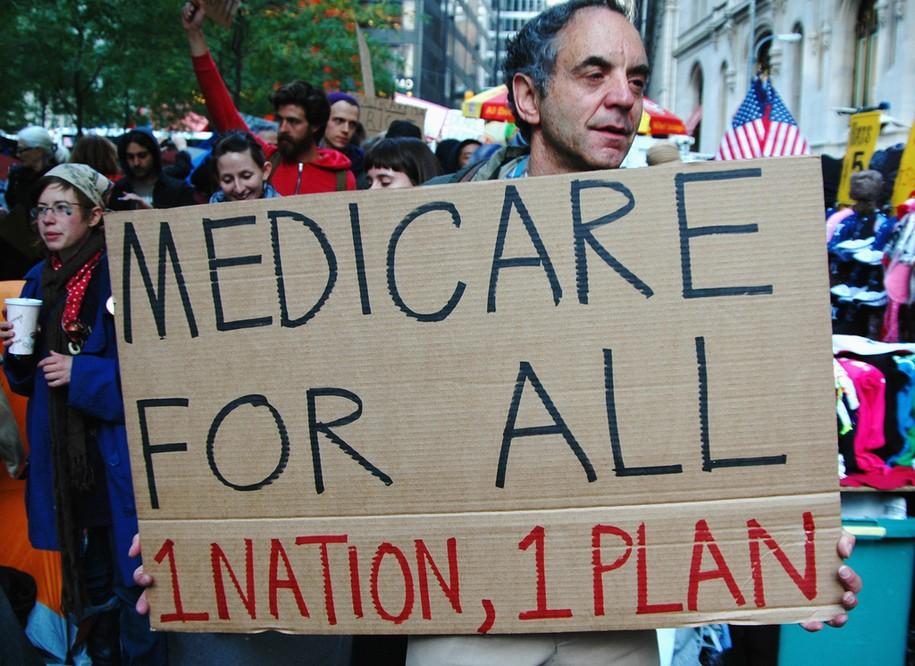"Wendell Potter: ""tweaks won't fix health care. Democrats should focus on Medicare for All"""