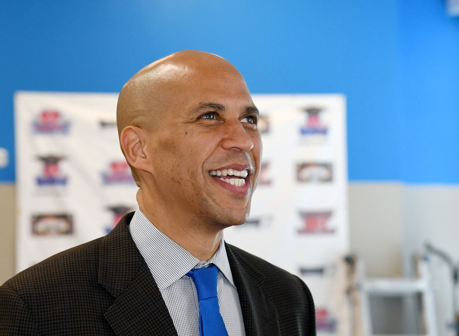 Cory Booker is learning how to make school safer for trans youth from his nonbinary 'niephew'